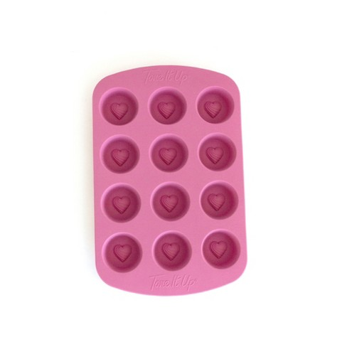 Tone It Up Paper Rose Muffin Tray Target