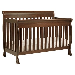 DaVinci Kalani 4-in-1 Convertible Crib - Espresso, Brown