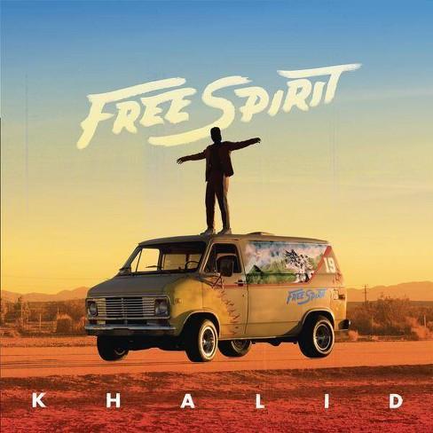 Khalid - Free Spirit (Vinyl) - image 1 of 1