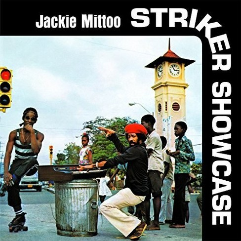 Jackie Mittoo - Striker Showcase (CD) - image 1 of 1