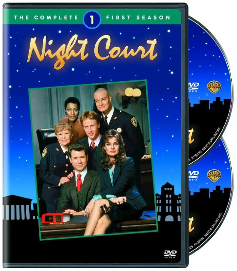 Night Court:Complete First Season (DVD) - image 1 of 1