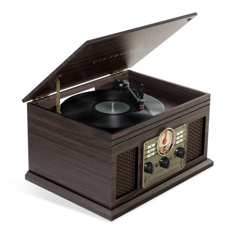 Victrola Hawthorne 7 in 1 Turntable - image 1 of 4