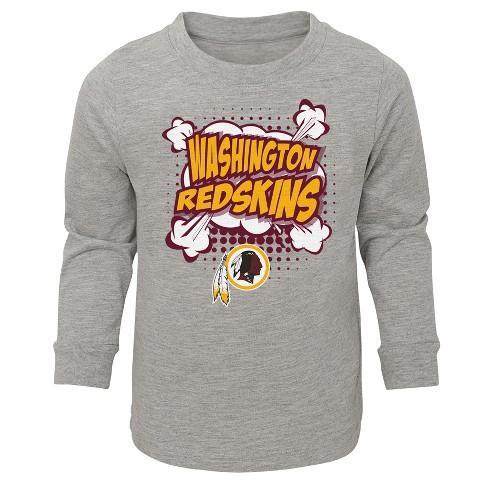 NFL Washington Redskins Toddler Gametime Fun 3pk Shirt  Pants Set   Target 3d4bc114f
