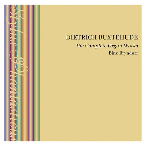 Bine bryndorf - Buxtehude:Complete organ works (CD) - image 1 of 1