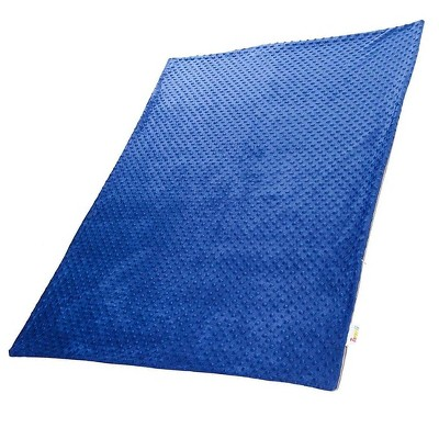 Hazli Super Soft 5-Pound Sensory Calming Cotton Weighted Blanket for Kids
