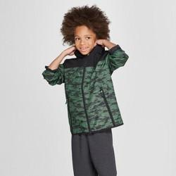 7514ada72afa Boys' Windbreaker Jacket - C9 Champion® Green L