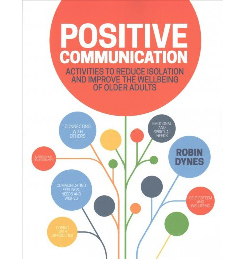 Positive Communication : Activities to Reduce Isolation and Improve the Wellbeing of Older Adults - image 1 of 1