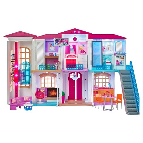 Barbie Hello Dreamhouse Target