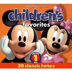 Various Artists - Children's Favorites, Vol. 1 (CD)