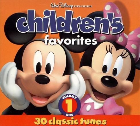 Various Artists - Children's Favorites, Vol. 1 (CD) - image 1 of 1