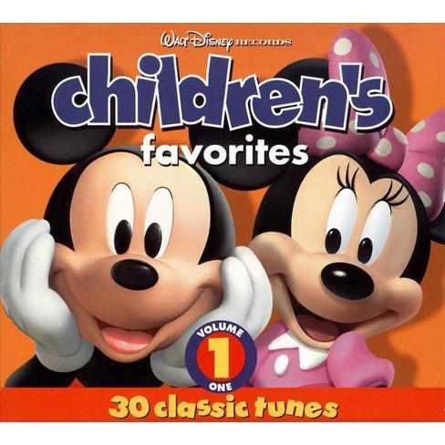 Various Artists - Children's Favorites, Vol. 1 (CD) - image 1 of 1