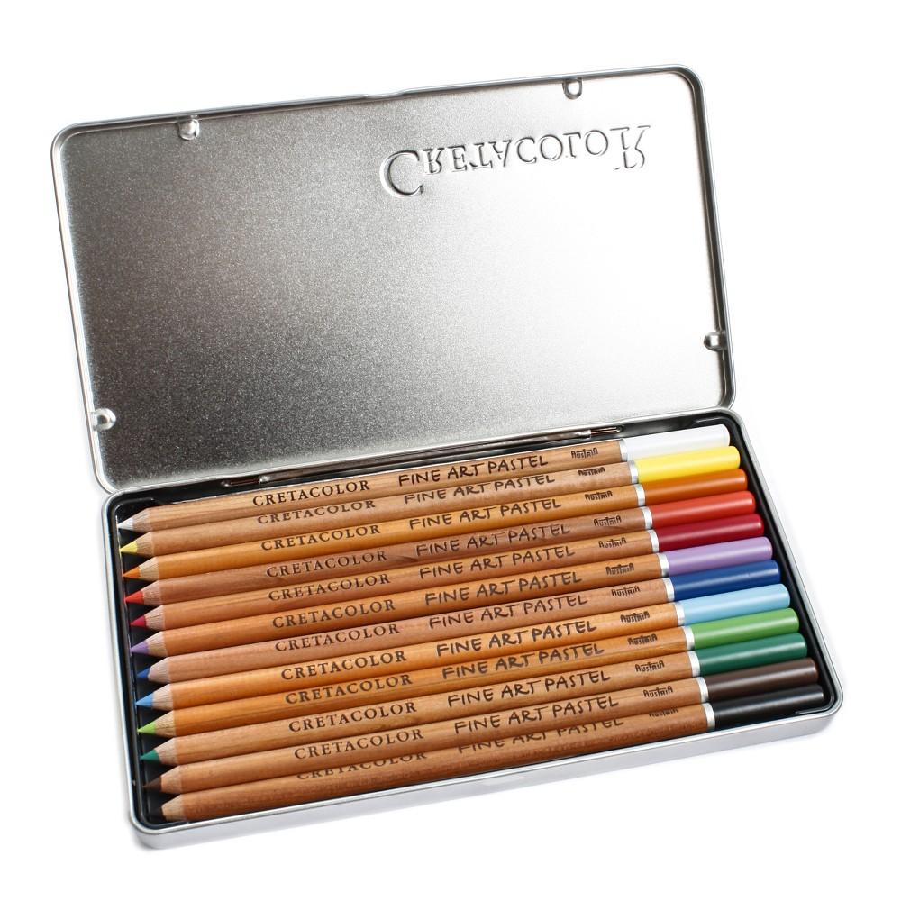 Image of Pastel Pencil Set - Cretacolor 12ct