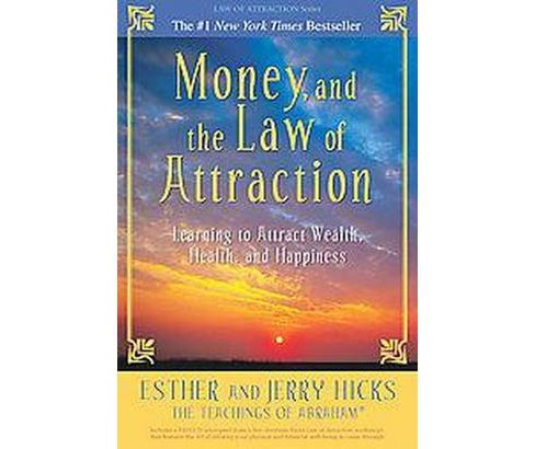 Money, and the Law of Attraction (Mixed media product) by Esther Hicks - image 1 of 1