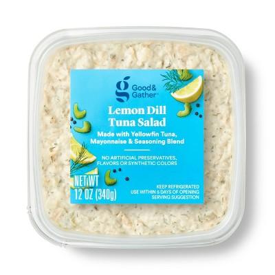 Lemon Dill Tuna Salad - 12oz - Good & Gather™