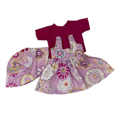 Doll Clothes Superstore Three Piece Outfit For Some Little Baby Dolls