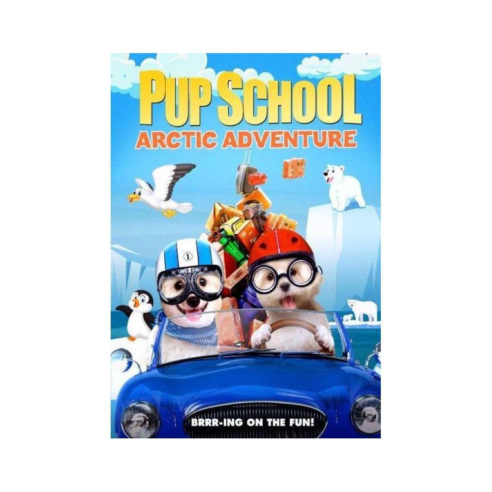 Pup School Arctic Adventure Dvd 2020