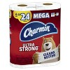 Charmin Ultra Strong Toilet Paper - Mega Rolls - image 3 of 4
