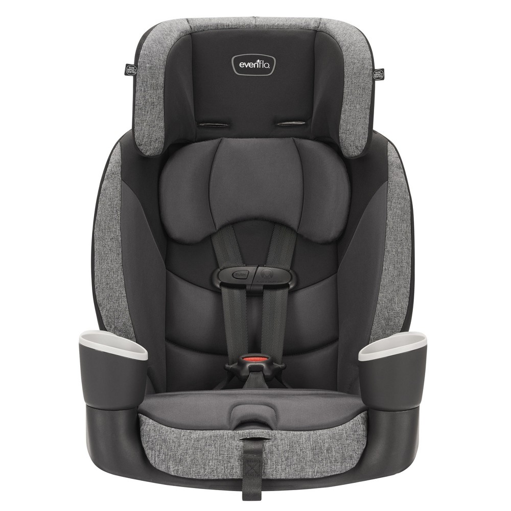 Image of Evenflo Maestro Sport Harness Booster Car Seat - Aspen Skies