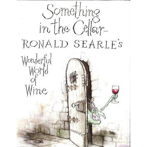Something in the Cellar . . . - by  Ronald Searle (Hardcover) - image 1 of 1