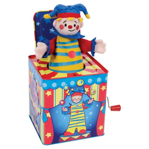 Schylling Silly Circus Jack in the Box - image 1 of 1