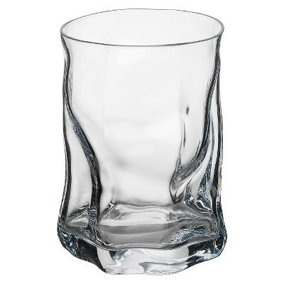 Bormioli Rocco Sorgente Water 10.25oz Set of 4 - Clear