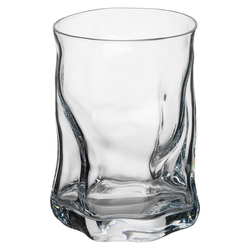 Image of Bormioli Rocco Sorgente Water 10.25oz Set of 4 - Clear