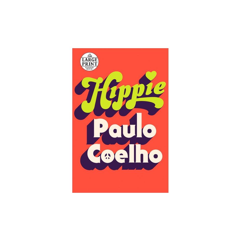 Hippie - Lrg (Random House Large Print) by Paulo Coelho (Paperback)