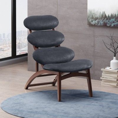 Gault Retro Reclining Accent Chair - Christopher Knight Home : Target