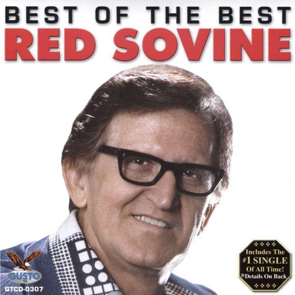 Sovine Red Best Of The Best Cd