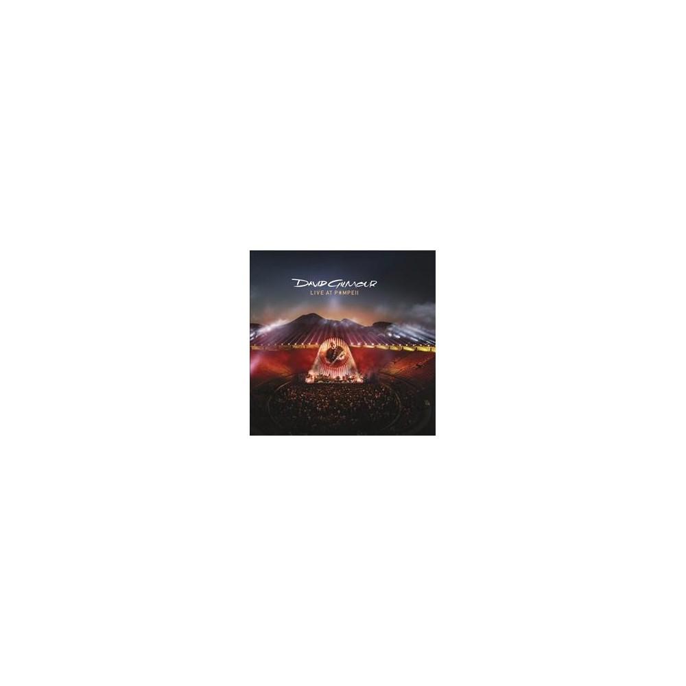 David Gilmour - Live At Pompeii (CD)