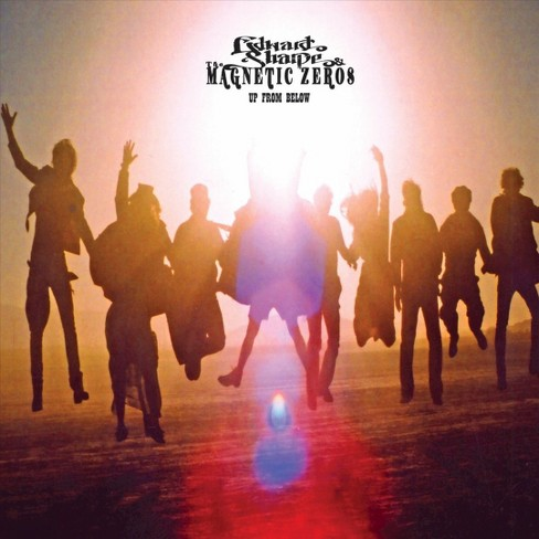 Edward Sharpe & the Magnetic Zeros - Up from Below (CD) - image 1 of 2