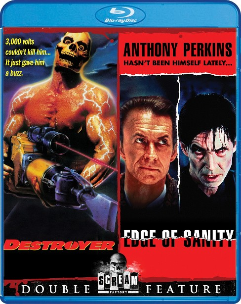 Destroyer & edge of sanity (Blu-ray) - image 1 of 1
