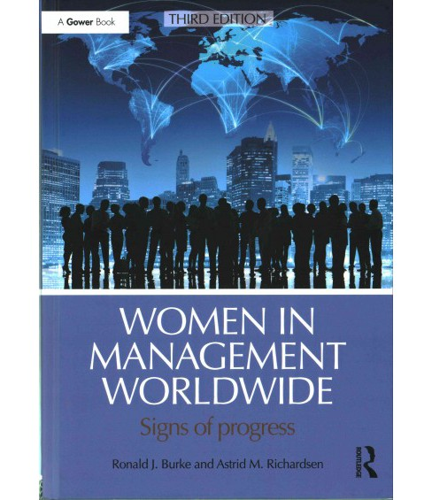 Women in Management Worldwide : Signs of Progress (Hardcover) - image 1 of 1