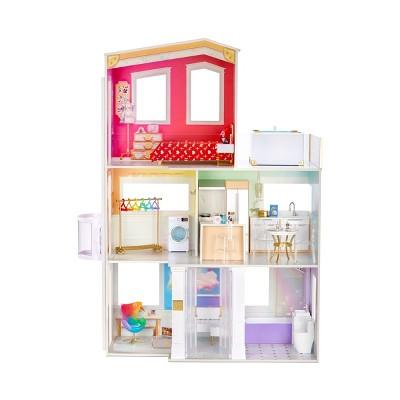 Rainbow High House Playset 3-Story Dollhouse