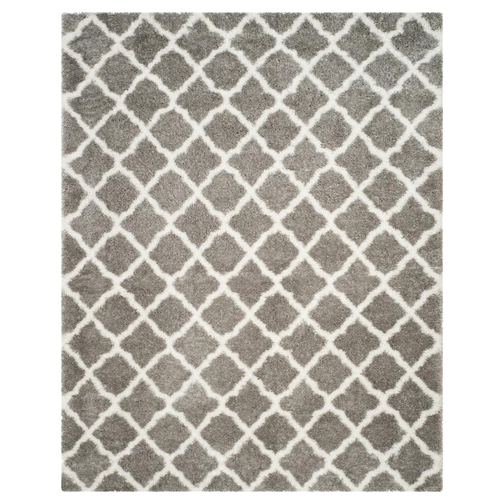 Indie Shag Rug - Gray/Ivory - (8'X10') - Safavieh
