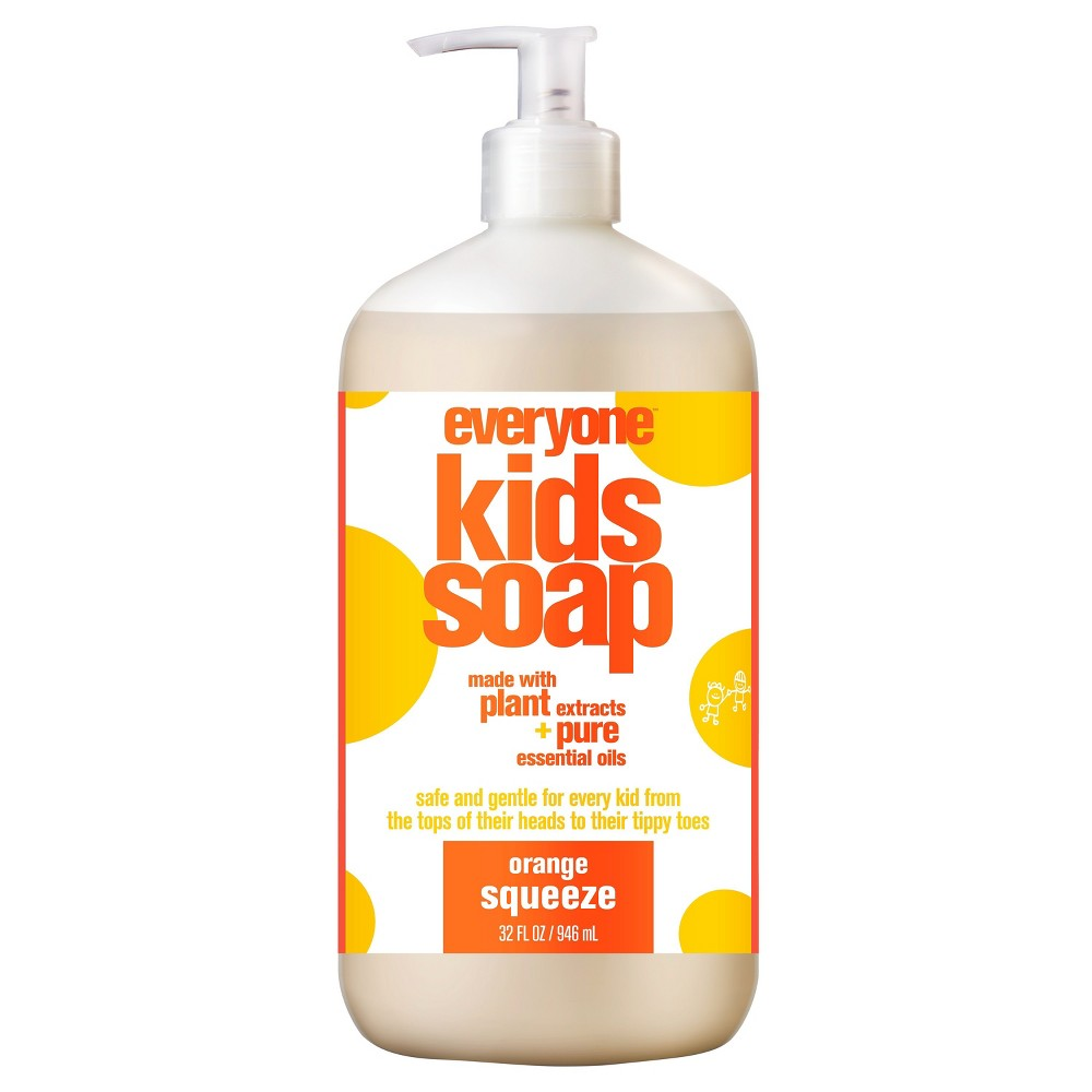Everyone Kids Orange Squeeze Soap - 32.0 fl oz