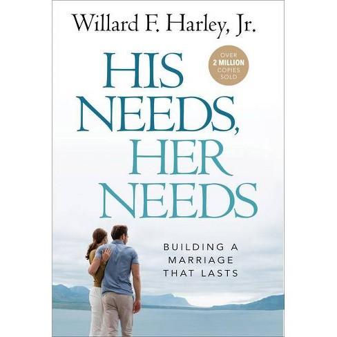 His Needs, Her Needs - by  Willard F Harley (Hardcover) - image 1 of 1