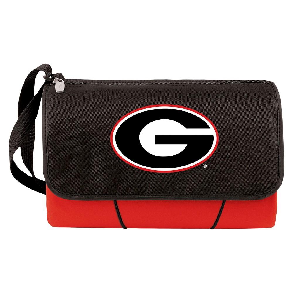Slumber Bed Mat Sack Ncaa One Size Georgia Bulldogs Red
