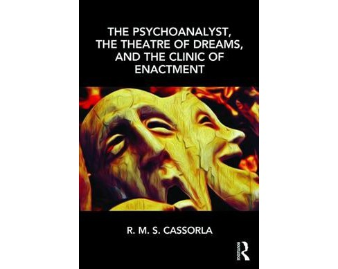 Psychoanalyst, The Theatre of Dreams and the Clinic of Enactment -  by R. M. S. Cassorla (Paperback) - image 1 of 1