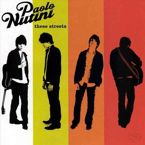 Paolo Nutini - These Streets (CD) - image 1 of 1