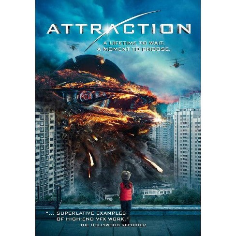 Attraction (DVD) - image 1 of 1