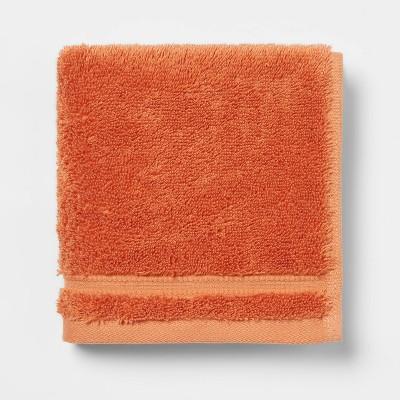 Antimicrobial Washcloth Orange - Total Fresh