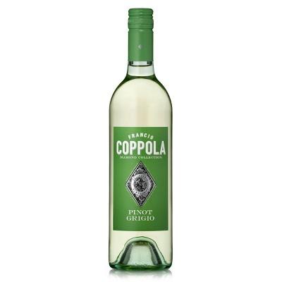 Francis Coppola Diamond Pinot Grigio White Wine - 750ml Bottle
