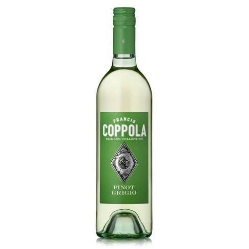 Francis Coppola Diamond Pinot Grigio White Wine - 750ml Bottle - image 1 of 2