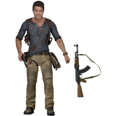 Neca Uncharted 4 7 Scale Ultimate Nathan Drake Action Figure Target