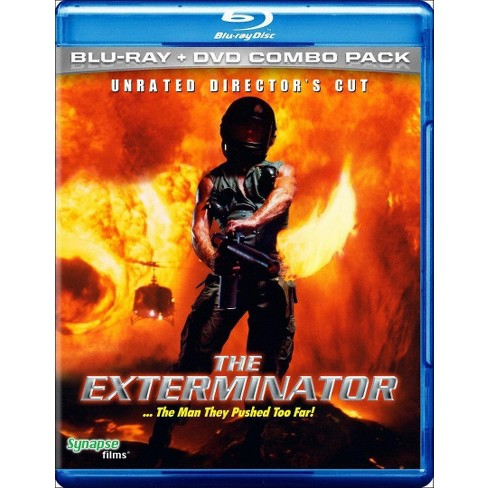 The Exterminator (Blu-ray) - image 1 of 1