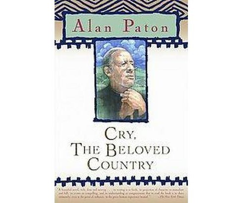 Cry, the Beloved Country (Paperback) (Alan Paton) - image 1 of 1