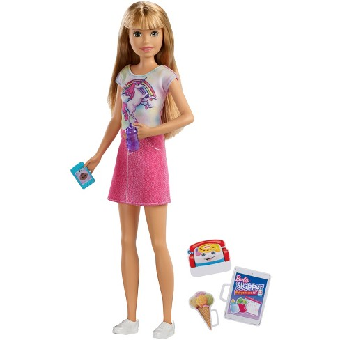 Barbie Skipper Babysitters Inc. Doll Playset - image 1 of 4