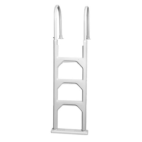 Aluminum/Resin In-Pool Ladder for Above Ground Pools - image 1 of 2