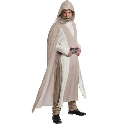 Adult Luke Skywalker
